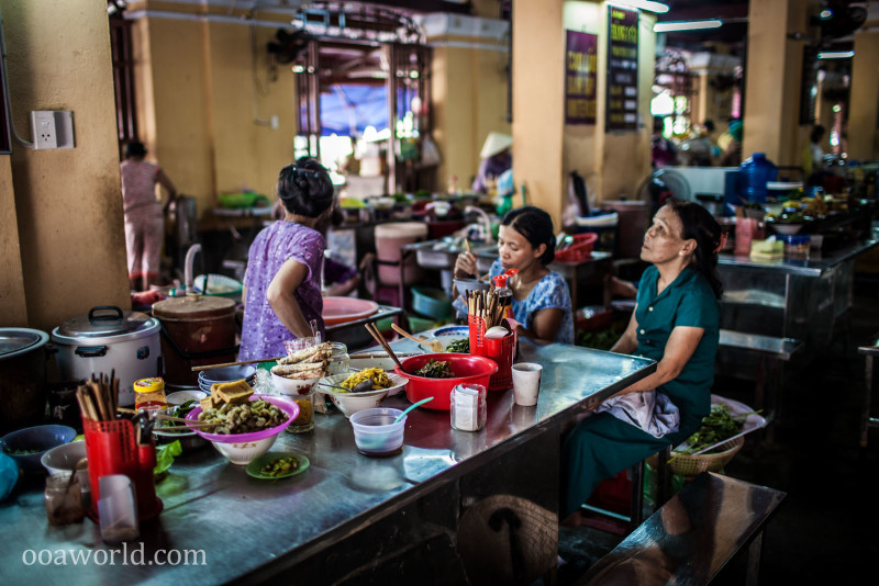 Hoi An Market Restaurant Photo Ooaworld