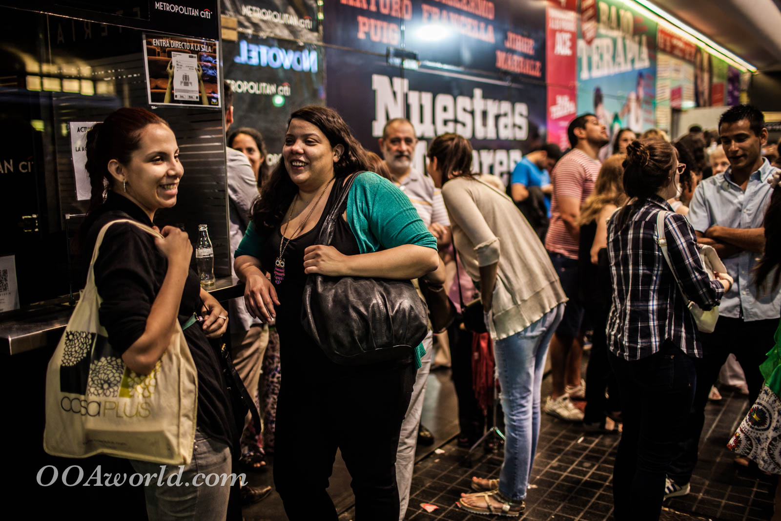 Theater Crowd Corrientes Photo Ooaworld