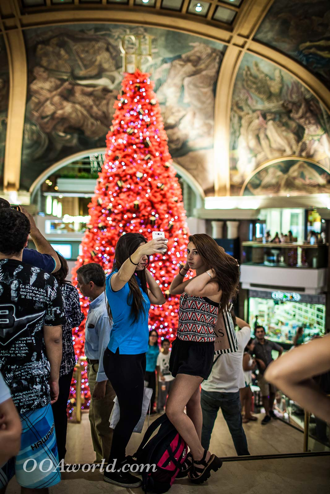 Feliz Navidad Buenos Aires Photo Ooaworld