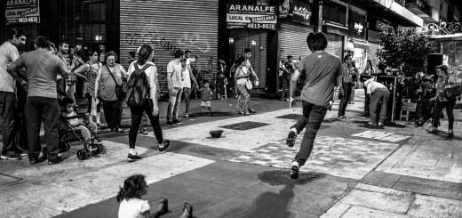 Calle Florida Photos Buenos Aires Dance Ooaworld