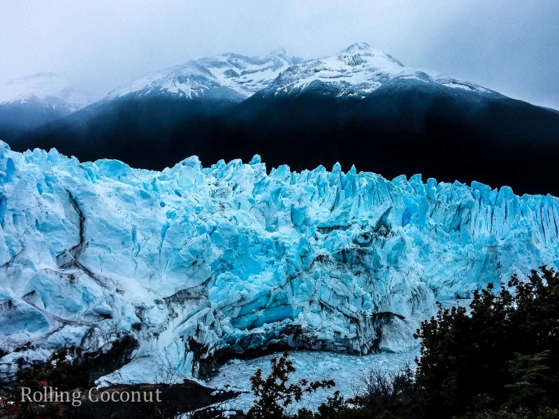 El Calafate Argentina Patagonia Glacier Perito Moreno Glacier Mountain ooaworld Rolling Coconut Photo Ooaworld