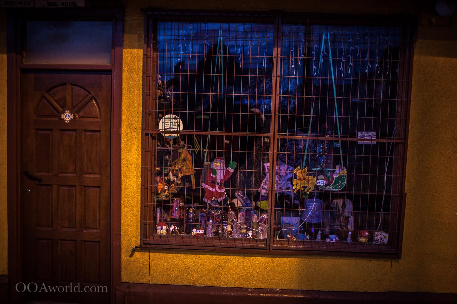 Christmas Toys Puerto Natales Photo Ooaworld