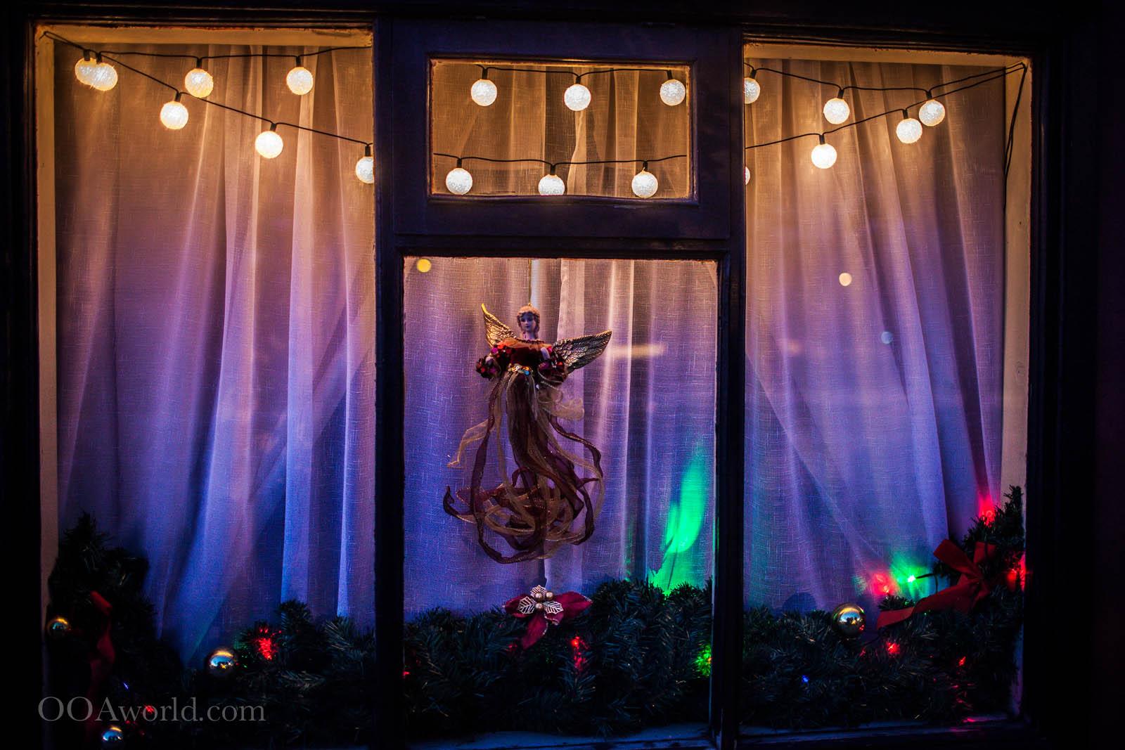 Puerto Natales Christmas Angel Photo Ooaworld