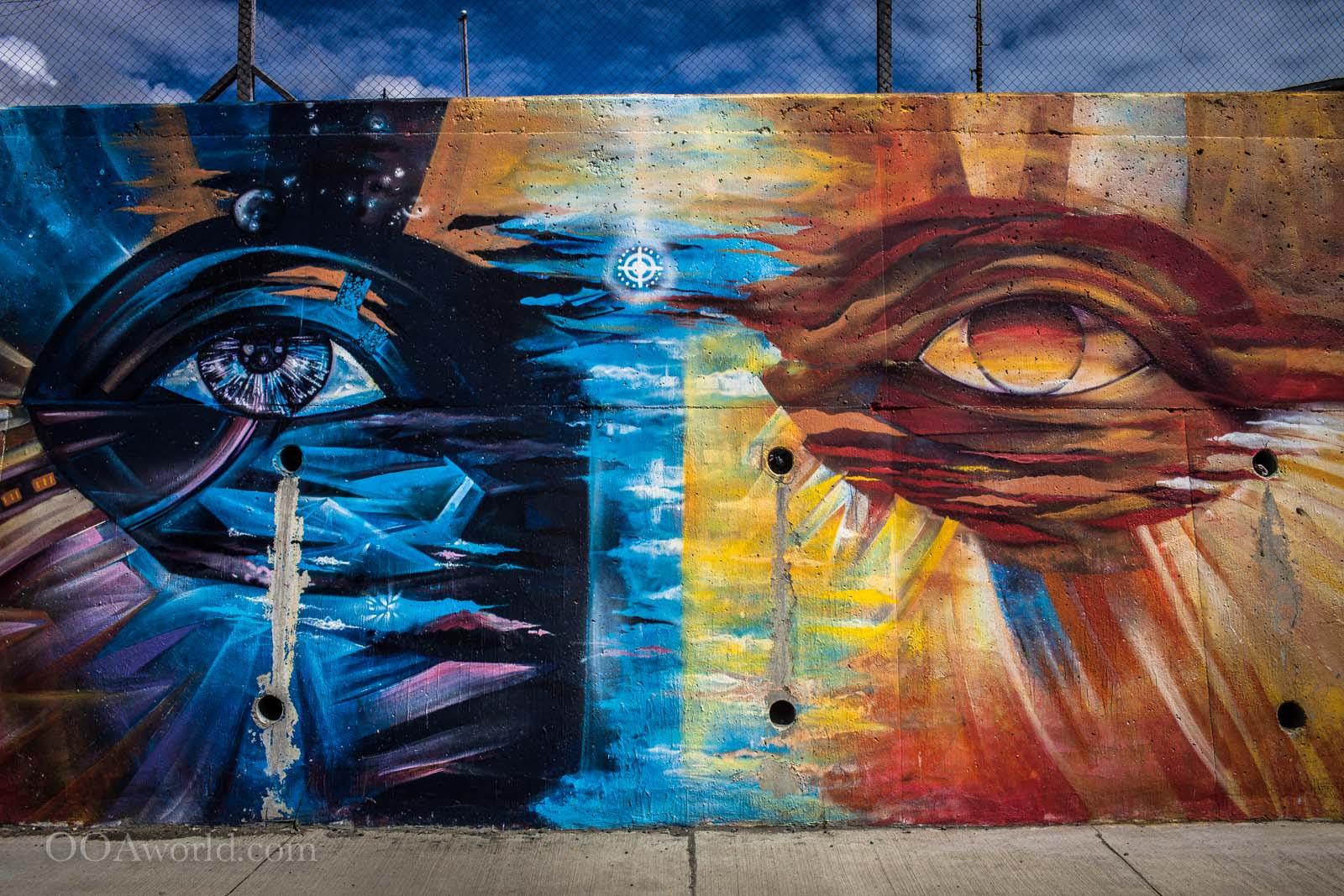 Tierra del Fuego Eyes of Fire Photo Ooaworld