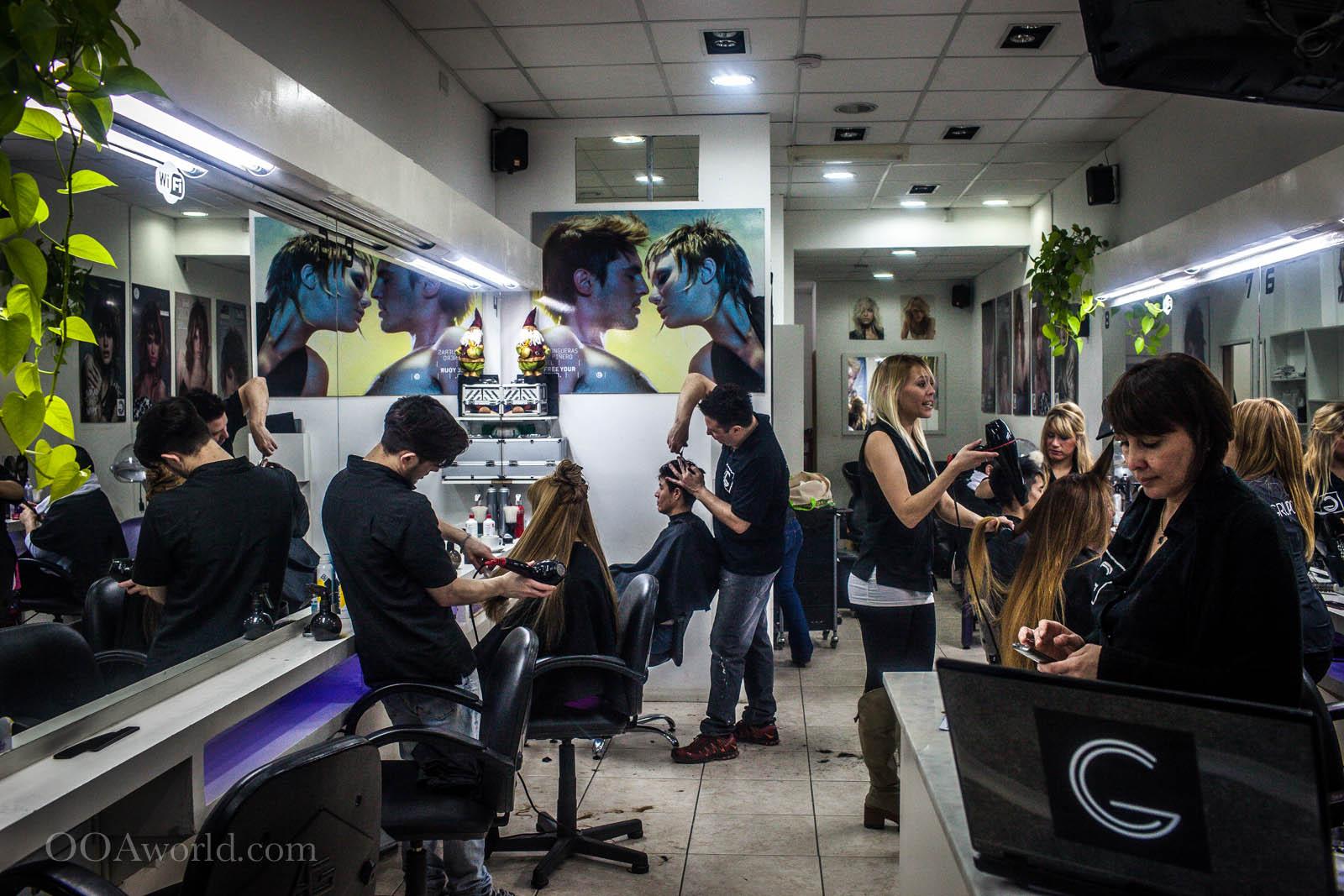 Ushuaia Fashion Haircut Photo Ooaworld