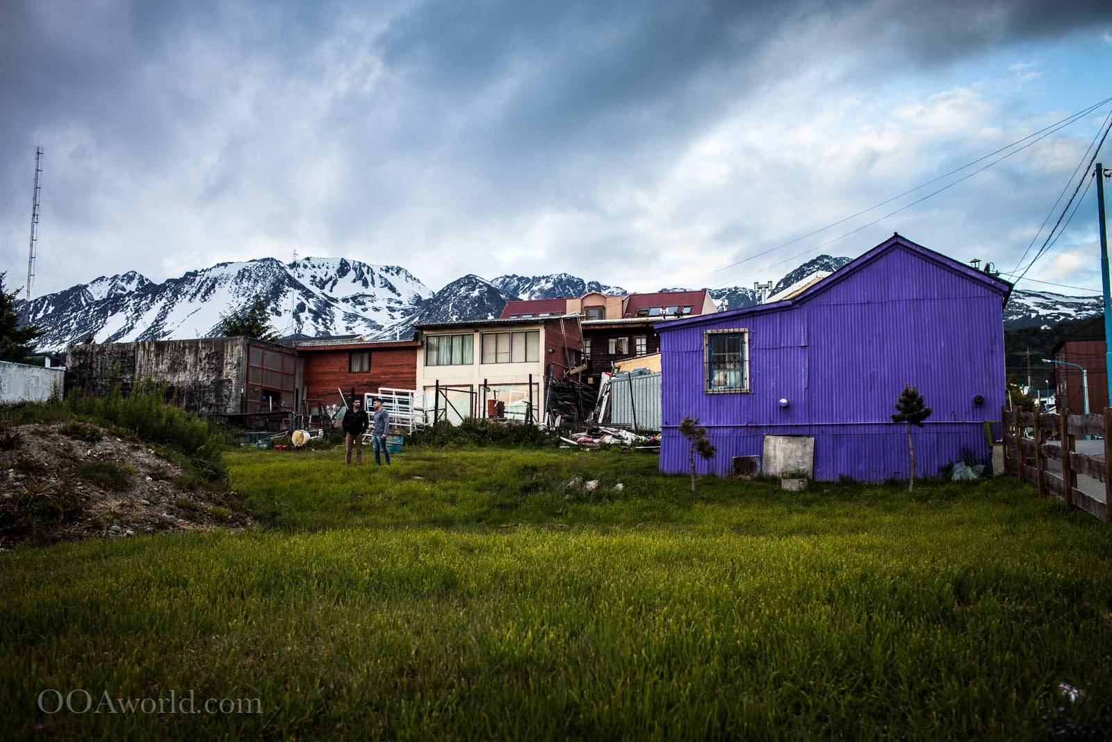 Ushuaia Houses Photo Ooaworld