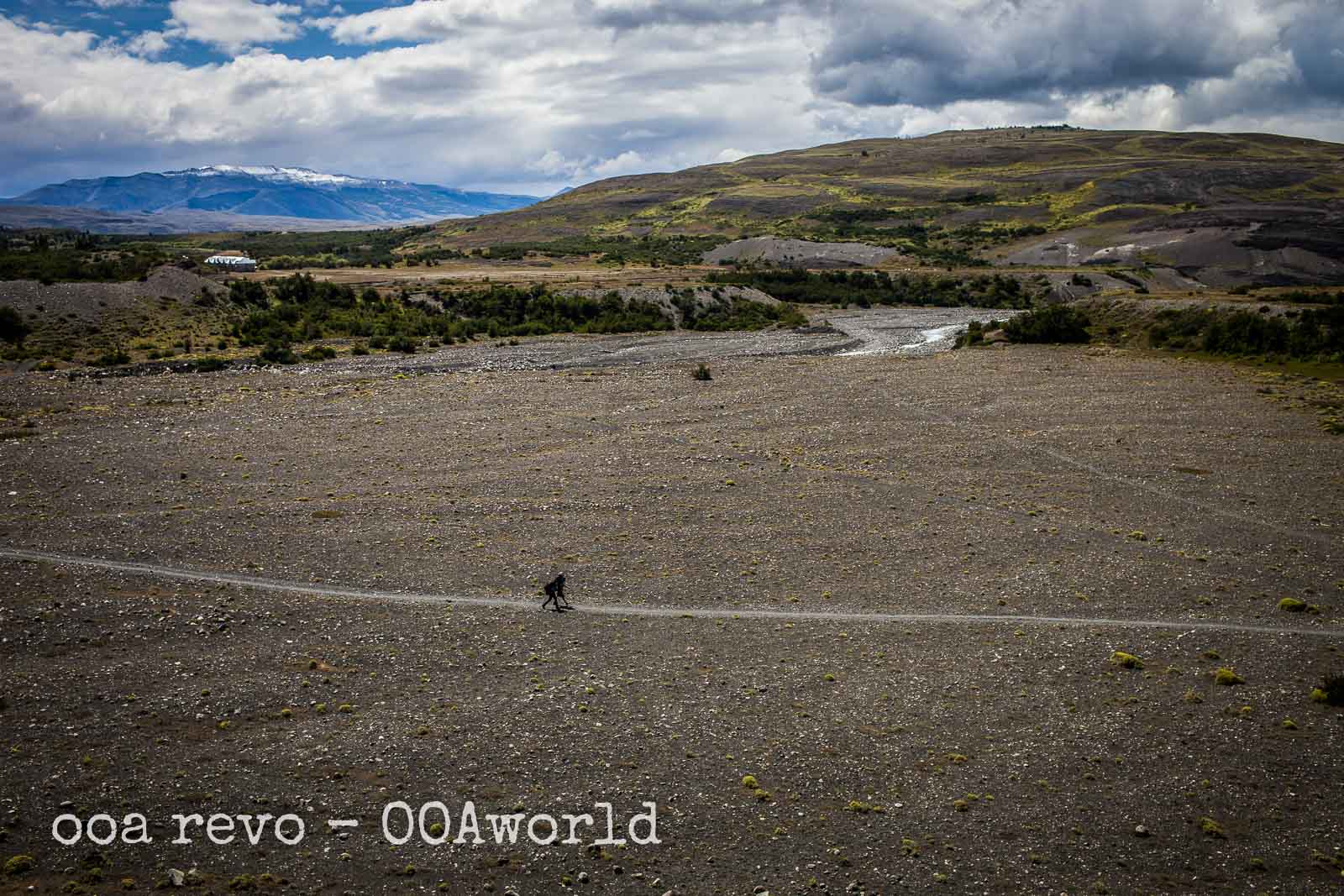 Torres del Paine W Trek Hike Photo Ooaworld