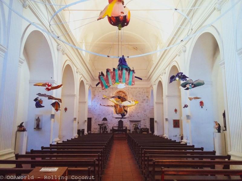 Basilica Santisimo Sacramento Colonia Uruguay Photo OOAworld Rolling Coconut