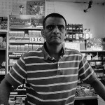 3-Deli manager, Allendale USA road trip photo portrait ooaworld