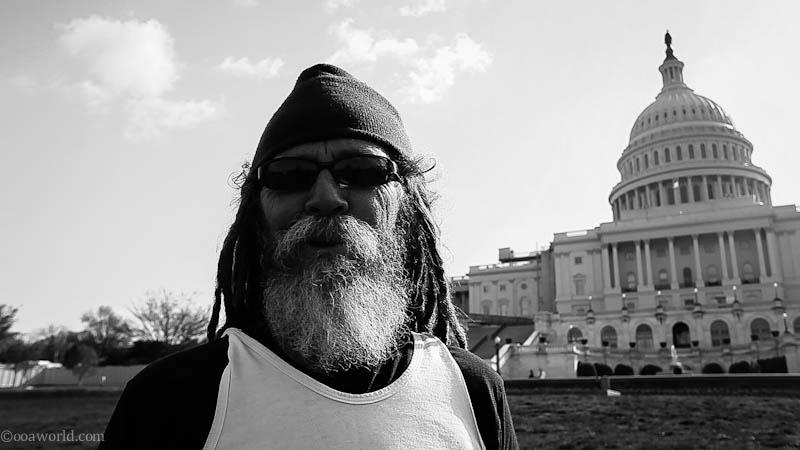 David, Washington DC USA road trip photo portrait ooaworld