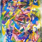 Efferve—websmall art painting ooaworld