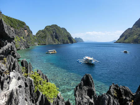 view el nido philippines photo ooaworld Rolling Coconut