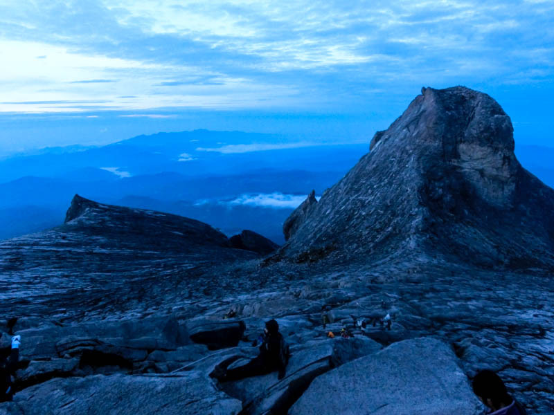 Resting Mount Kinabalu Borneo photo ooaworld Rolling Coconut
