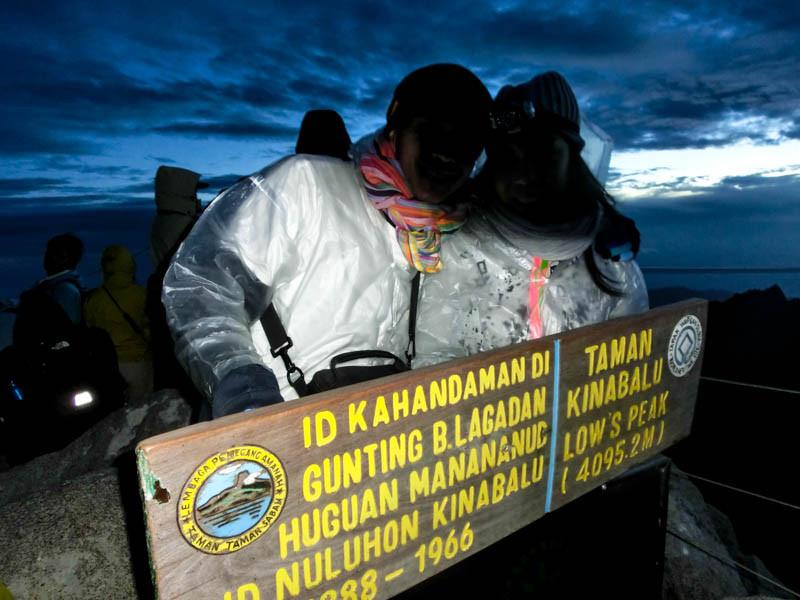 Picture Top Mount Kinabalu photo ooaworld Rolling Coconut