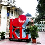 Kuala Lumpur CIty Gallery Malaysia photo ooaworld Rolling Coconut