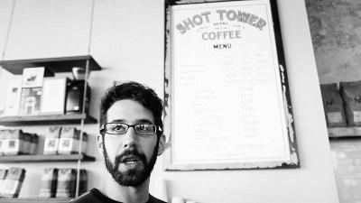Matt, Philadelphia USA road trip photo portrait ooaworld