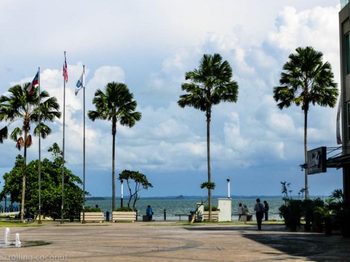 Sandakan pier Sandakan Borneo photo ooaworld Rolling Coconut