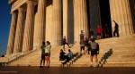 Photos Washington DC Monuments Lincoln Memorial Mornin Glory USA road trip photo ooaworld