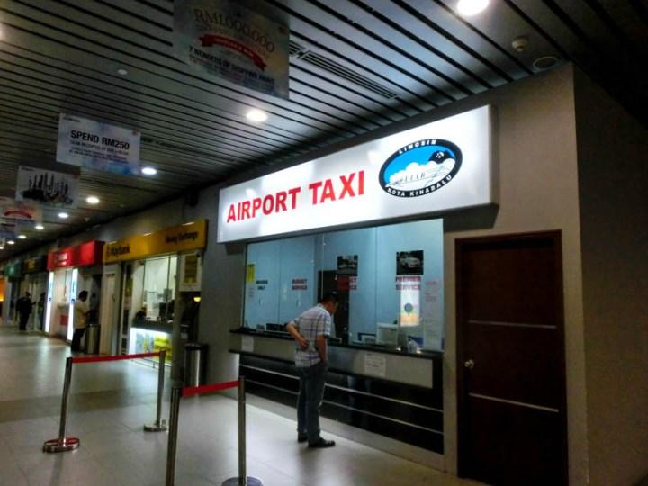 airport taxi borneo kota kinabalu photo ooaworld Rolling Coconut