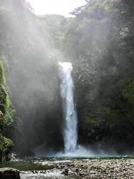 batad waterfall banaue philippines