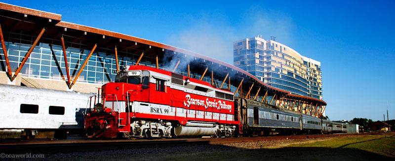 Photos Arkansas Branson Missouri historic Train USA road trip photo ooaworld