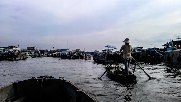 mekong delta cai rang vietnam photo ooaworld Rolling Coconut