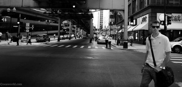 Chicago Street Photography Subway Still Life