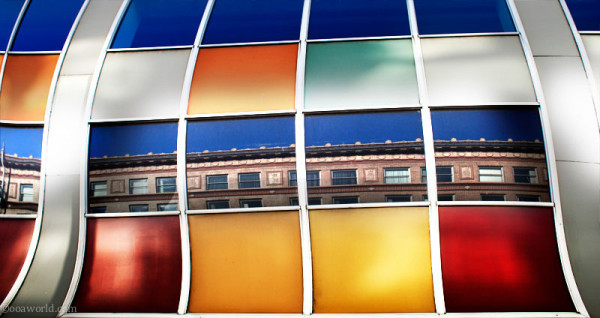contemporary art portland USA road trip photo ooaworld