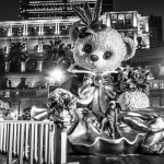 Teddy Bear Sculpture by Hong-Kong's Avenue of Stars