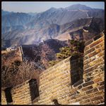 Philosophy of Life Great Wall of China Mutianyu Instagram photo ooaworld