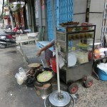 street stand vietnam photo ooaworld Rolling Coconut