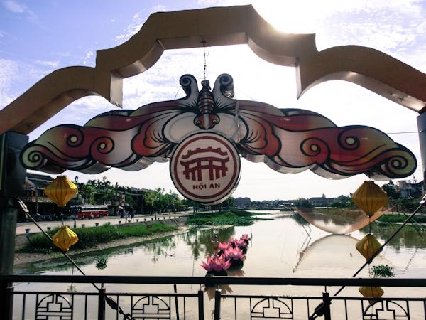 hoi an bridge vietnam photo ooaworld Rolling Coconut