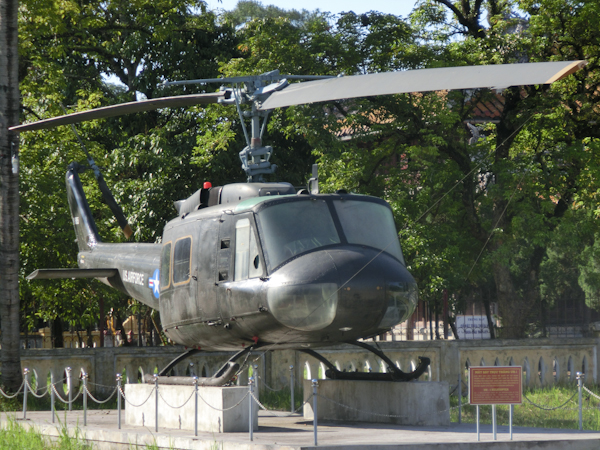 hue imperial city helicopter vietnam photo ooaworld Rolling Coconut