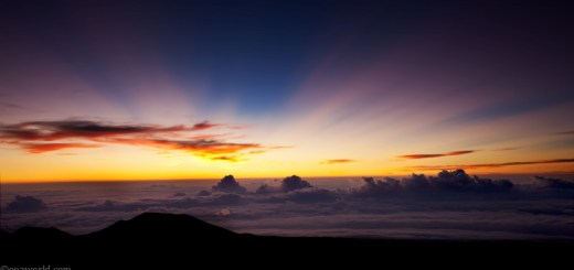 Photos Hawaii Mauna Kea Sunrise