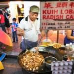 Radish Cake Melaka Malaysia photo ooaworld Rolling Coconut