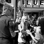 memphis beale st law blues and girls USA road trip photo ooaworld