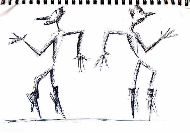 moonwalk drawing art ooaworld ooaddle