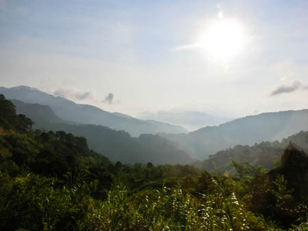 sunrise sagada photo ooaworld Rolling Coconut