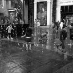 Black and white scene, Universal Studio