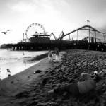 Photos Los Angeles Santa Monica Mise en abime perspectives USA road trip photo ooaworld