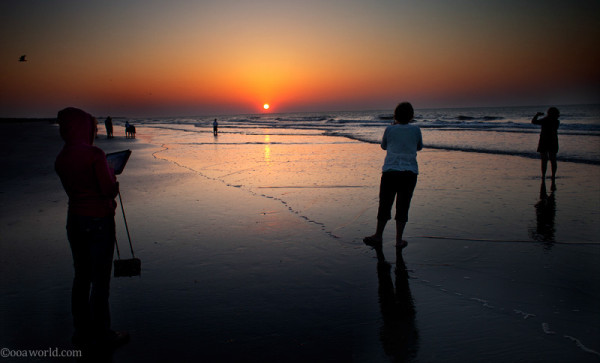 Photos South Carolina Isle of Palms Beauty of Sunrise and Gadgets USA road trip photo ooaworld