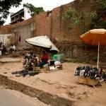 street vendors Lilongwe
