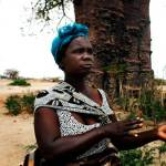 village woman Malawi