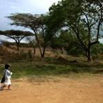 walk home Malawi