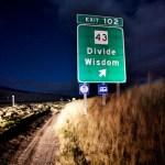 Photos Utah Idaho Montana Wisdom Divide Indivisible