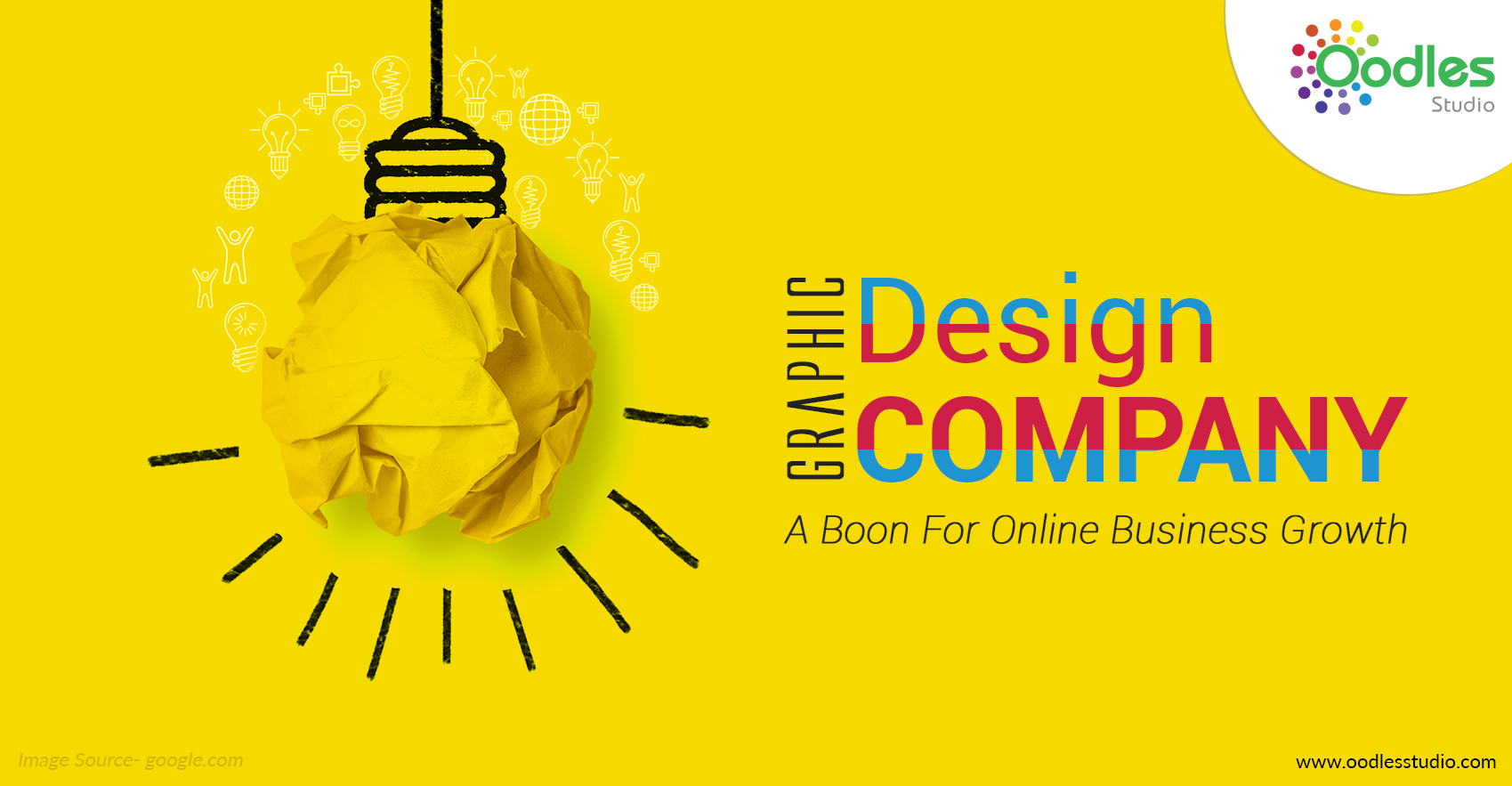 Graphic Design Company A Boon For Online Business Growth