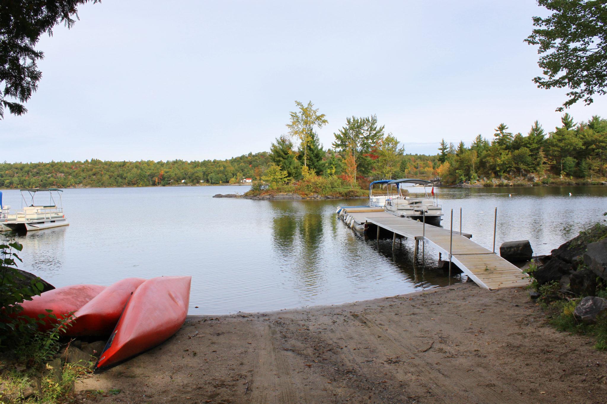 Kennebec Lake