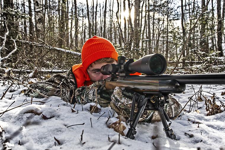 long range hunting - aiming