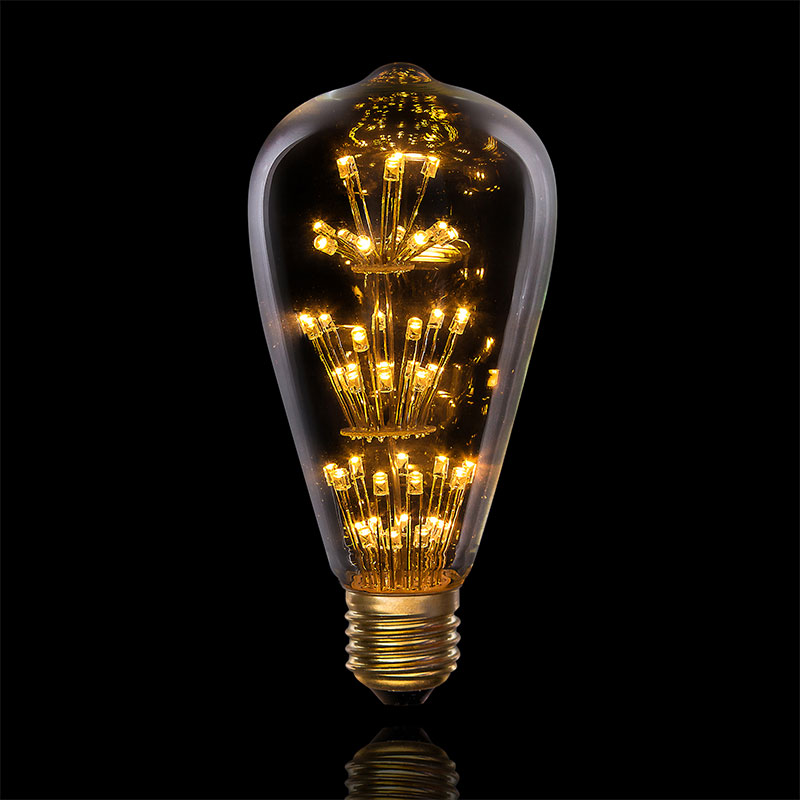 Edison Light Bulb Lamp