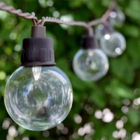 Solar Patio String Lights. Fabulous Solar Patio String ...